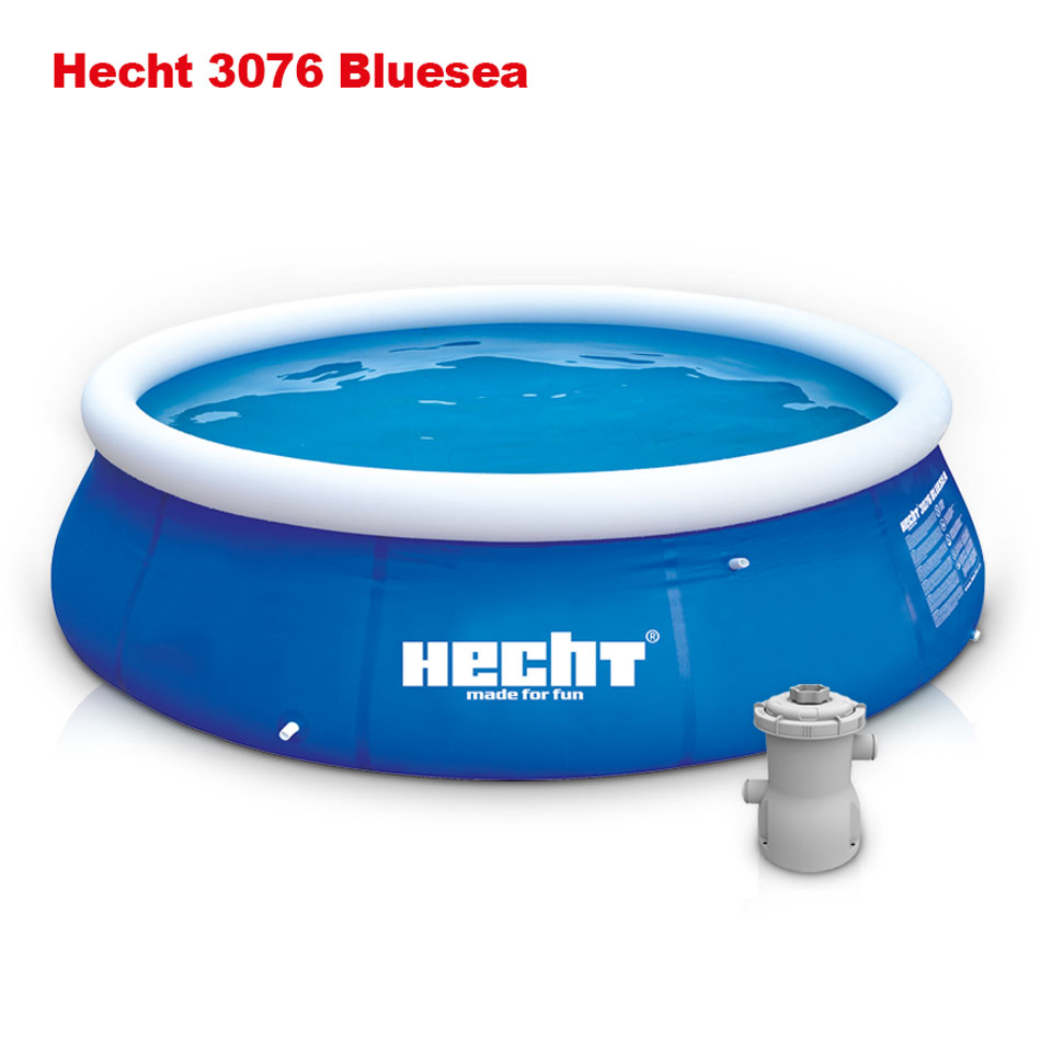 hecht quick up pool swimmingpool schwimmbecken swimming pool schwimmbad ebay. Black Bedroom Furniture Sets. Home Design Ideas