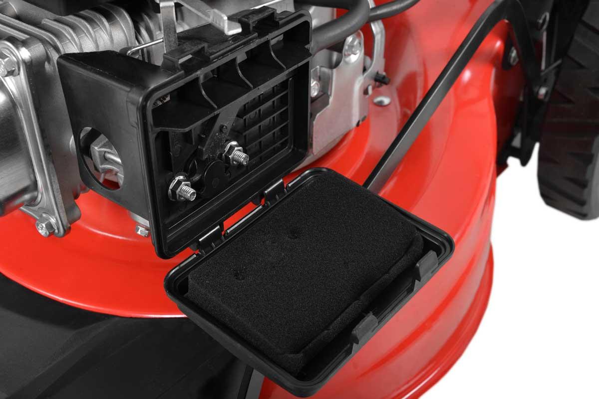 hecht 543 sx benzin rasenm her motorm her m her 42 5 cm schnittbreite radantrieb 8595614905725. Black Bedroom Furniture Sets. Home Design Ideas