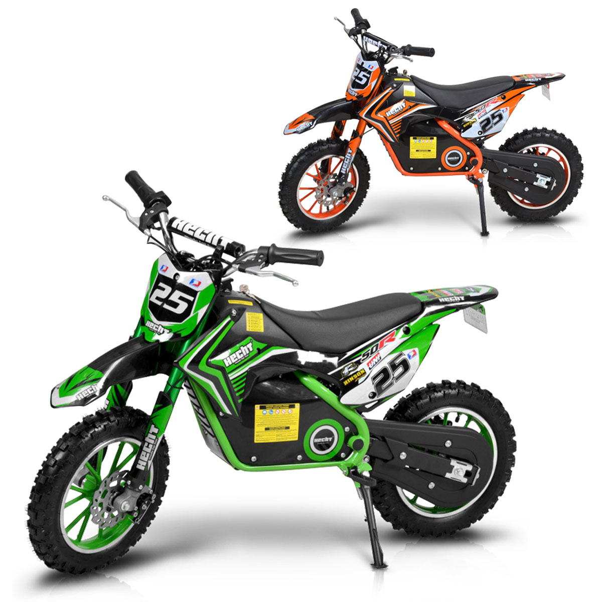 hecht pocketbike elektro kindermotorrad elektrobike. Black Bedroom Furniture Sets. Home Design Ideas