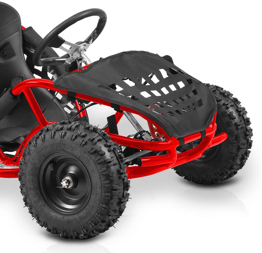 hecht 54812 elektro buggy kinder quad miniquad atv. Black Bedroom Furniture Sets. Home Design Ideas