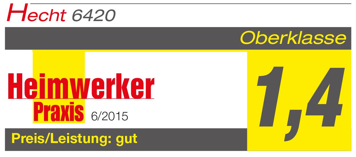 Außergewöhnlich Hecht 6421 Profi Benzin Häcksler Gartenhäcksler Schredder @RV_39