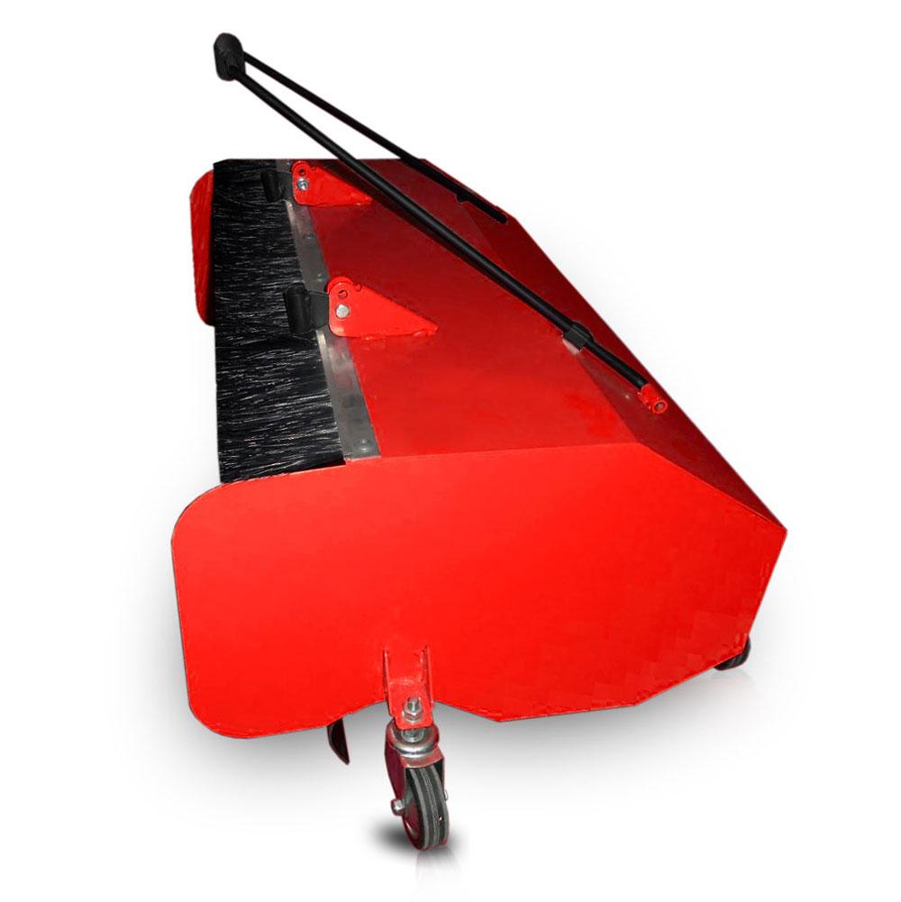 hecht 8616 se kombi ger t kehrmaschine und schneefr se mit. Black Bedroom Furniture Sets. Home Design Ideas