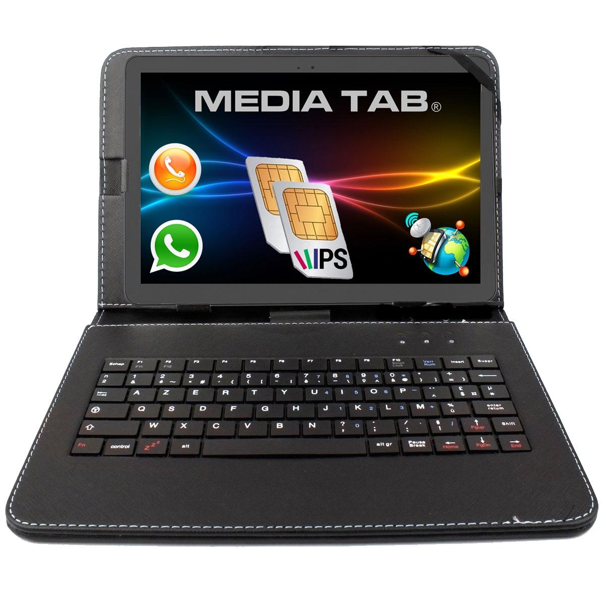 10-Zoll-Tablet-PC-3G-Dual-Sim-GPS-Android-7-0-64GB-2GB-RAM-HD-IPS-Display-uvm