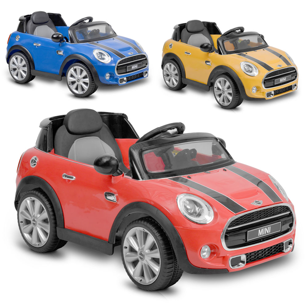 hecht mini cooper elektro kinderauto akku kinderfahrzeug. Black Bedroom Furniture Sets. Home Design Ideas