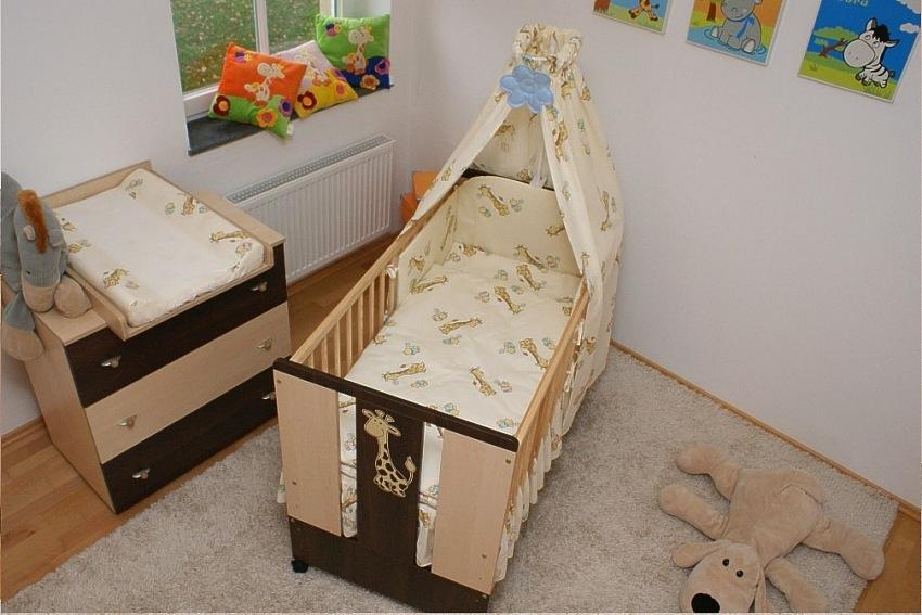 paula set bett kommode babybett kinderbett wickelkommode komplettset 12 teile ebay. Black Bedroom Furniture Sets. Home Design Ideas