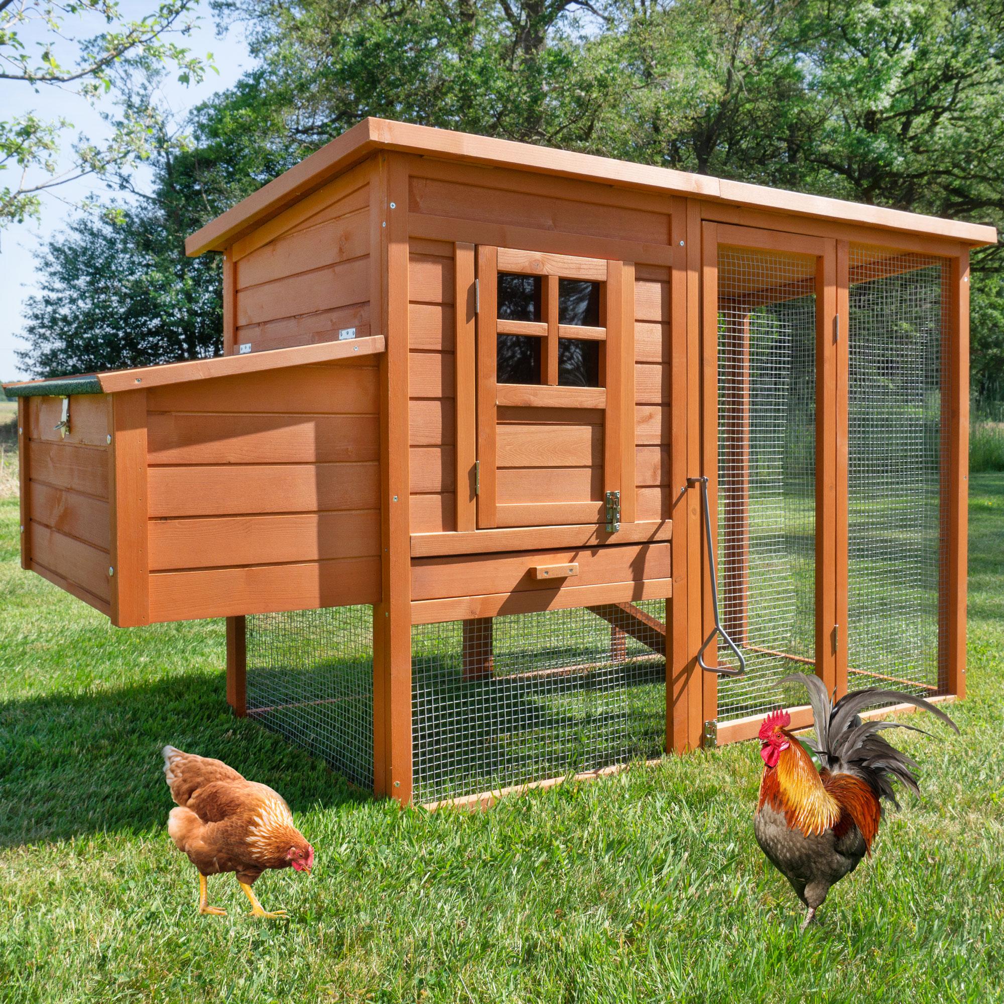 zooprinz hühnervoliere 131 xxl hühnerstall hühnerhaus