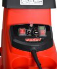 Hecht 6285 XL Gartenhäcksler Elektromotor Highspeed-Motor Brechwalze Walzenhäcksler