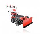 Hecht 8101S Kehrmaschine Schneeschild Schneeschieber