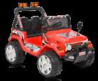 Hecht 56185 Elektroauto Kinderauto Geländewagen batteriebetrieben Jeep