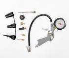 Hecht 2881 Kompressor Kofferformat 8 bar Druckluftkompressor Zubehör Düsen