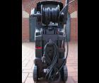 Hecht 326 Hochdruckreiniger mit Zubehör Autowashbürste Räder 2600 Watt 420 l/h