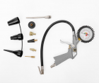 Hecht 2882 Kompressor Druckluftkompressor ölfrei 8 bar Zubehör Düsen