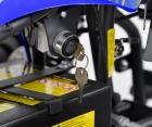Hecht 54801 Elektro Kinder Quad Miniquad Atv Racer Kinderquad Pocketbike 800 Watt Akku Auto Batterie