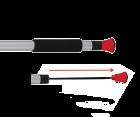 Hecht JZN200 Teleskop Baumschere Astschere Ziehmechanismus