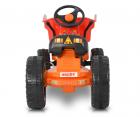 Hecht 51312 Trettraktor Kindertraktor Kindertrecker Kinder Bagger Muldenkipper