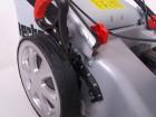 Hecht 554 AL Benzin Rasenmäher