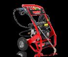 Hecht 3230 Benzin Hochdruckreiniger Benzinhochdruckreiniger 5 Düsen Profi 6,5 PS 206 bar