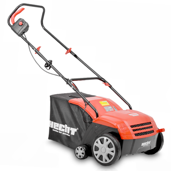hecht 1521 elektro vertikutierer verf gt ber 4 stufen. Black Bedroom Furniture Sets. Home Design Ideas