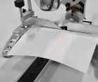 Hecht 818 Kappsäge Gehrungssäge mit Laser