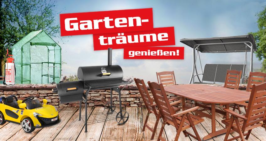 Garten & Freizeit – Für jeden Gartenfreund das Passende.