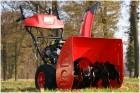 Schneefräse mit Benzinmotor Hecht 9562 SE