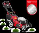 Hecht 5564 SXE Benzin-Rasenmäher E-Start 4 Gang Radantrieb