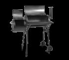HEcht Sentinel Minor Grillwagen Smoker Holzkohlegrill Räuchergrill