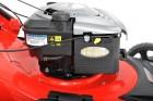 Hecht 556 SB großer Benzin Rasenmäher Briggs&Stratton Motor wie SABO VIKING WOLF GARTEN