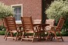 Sitzgruppe Gartenmöbel Hecht Prague Set